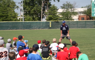 Start Baseball Right Youth Program Fall 2019 St. Louis Session