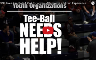 Call for a Alternative and New Tee Ball Game