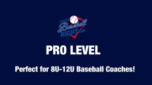 8U to 12U Coaches
