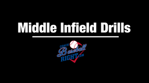 middle infield drills