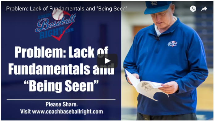 Lack of Fundamentals