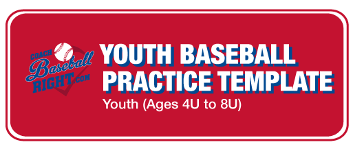 The Perfect Practice Template for Youth Baseball