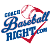 Coach Baseball Right Logo