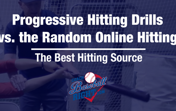 Progressive Hitting Drills
