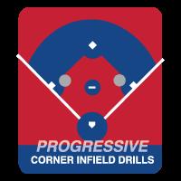 Corner Infield Drills