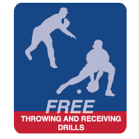 Free Throwing and Receiving Drills