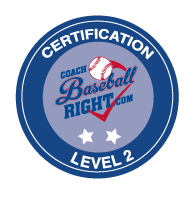 Level 2 Baseball Certification