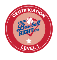 Level 1 Baseball Certification