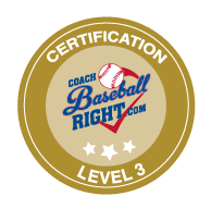 Level 3 Baseball Certification